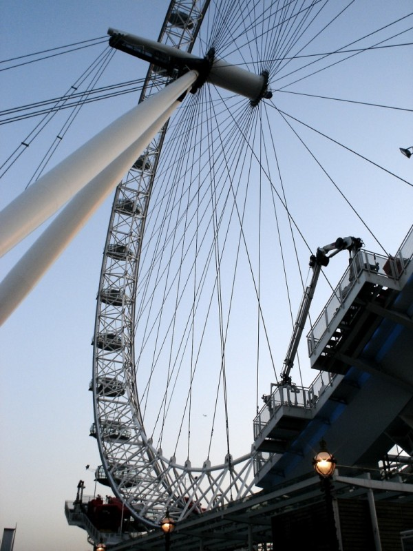 The British Airways London Eye