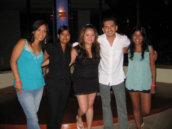 Us and Jorge