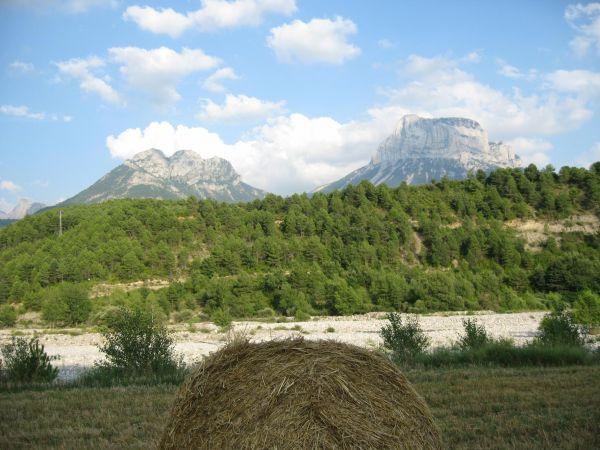 Siega en Pirineos