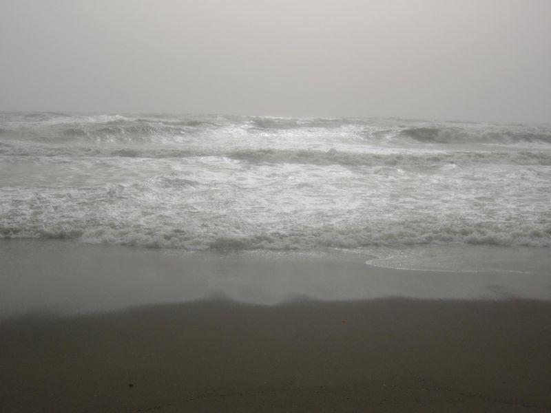 Mar embravecido
