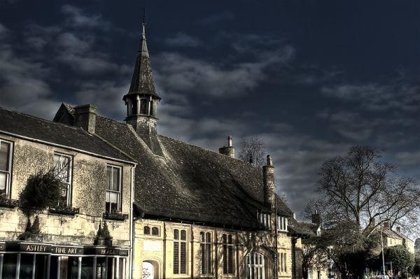 Moreton-in-Marsh, England