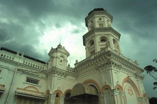 Abu Bakar Mosque