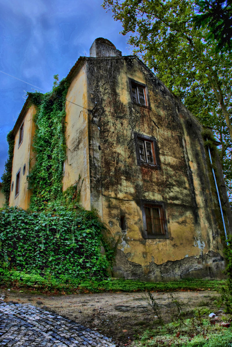 Uma casa em Sintra