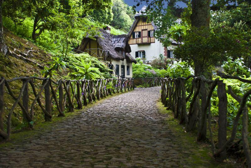 Casa nas Queimadas (Levadas da Madeira)