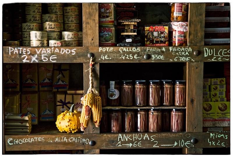 Asturias by Joan Mercadal