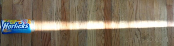 Horlicks my light saber