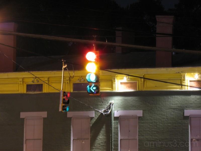 traffic signal confusion