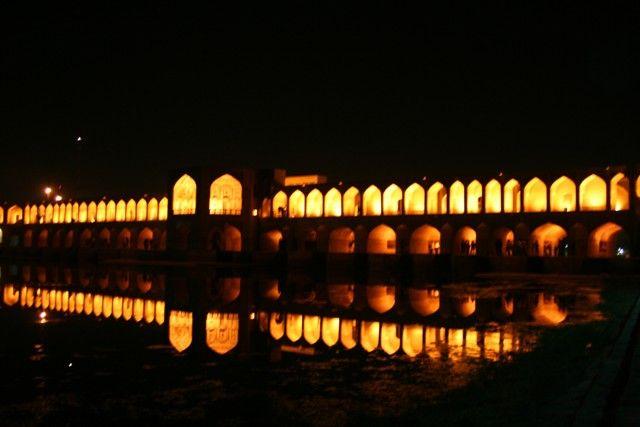 Khajou bridge (Isfahan)