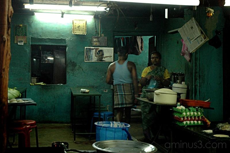 fast food joint, madurai