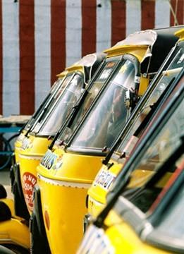 autorickshaws, kerela, india