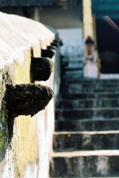 temple, kerela, india