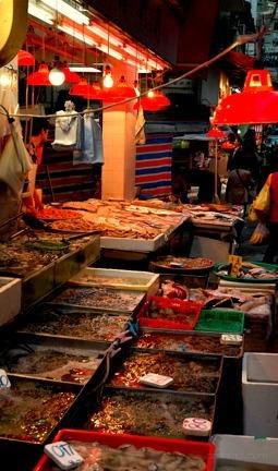 market, hk