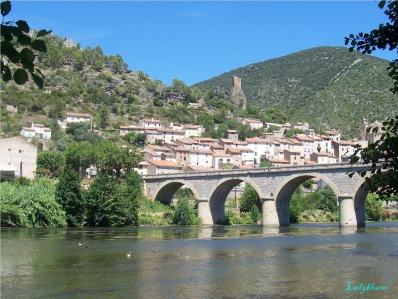 Roquebrun, France