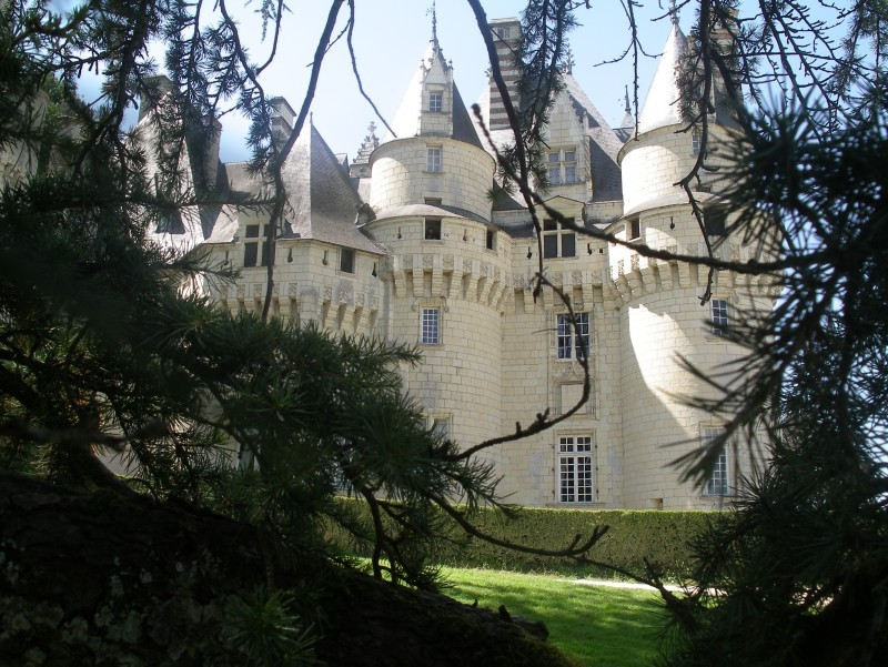Usse castle