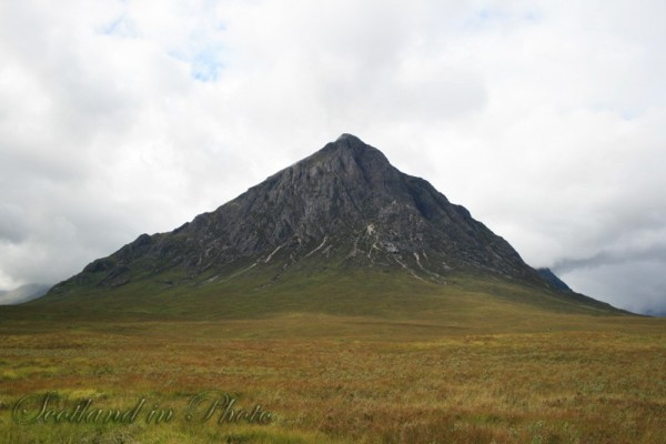 Stob Dearg on the Buachaille Etive Mor