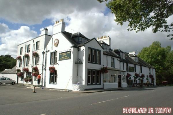 Colquhoun Arms Hotel  in Luss, Loch Lomond