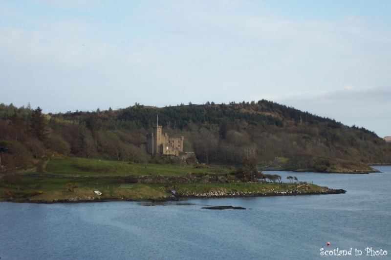 Castle Dunvegan on the Isle of Skye