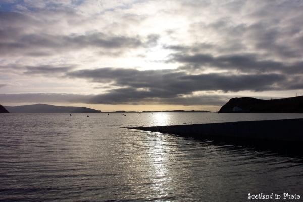 Waternish near sunset