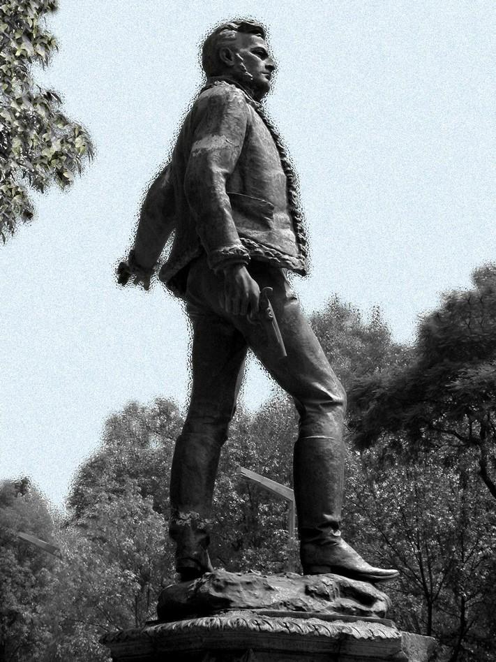 Hermenegildo Galeana, a Mexican hero.