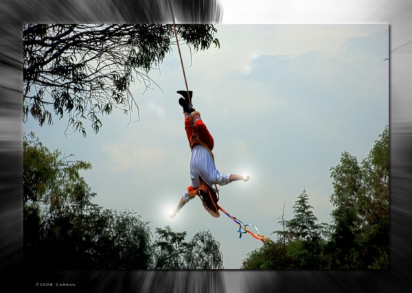 Papantla Flyers Dance