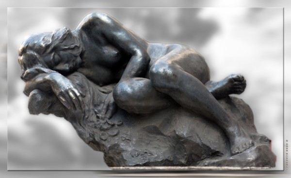Sculpture by Enrique Guerra
