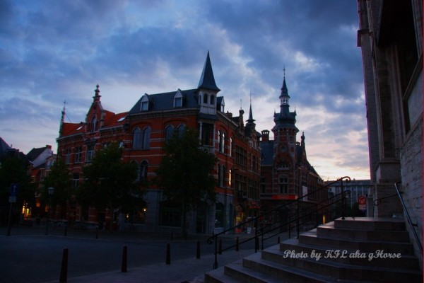 Clouds Sky Leuven
