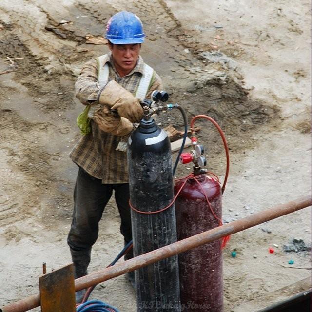 Taikoktsui Worker Construction Gas Bottle