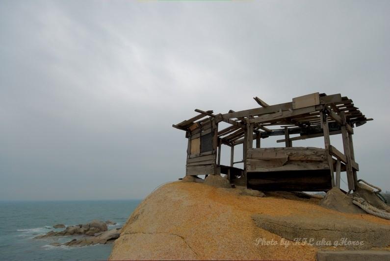 Sanmei Rock Beach