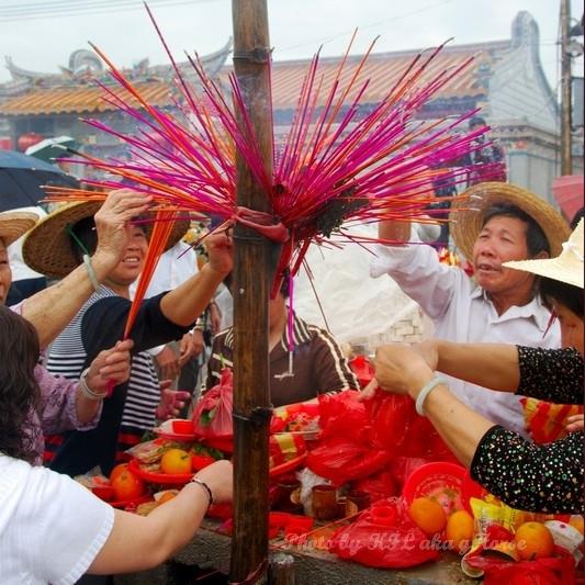 Sanmei Festival Fragrance Stick