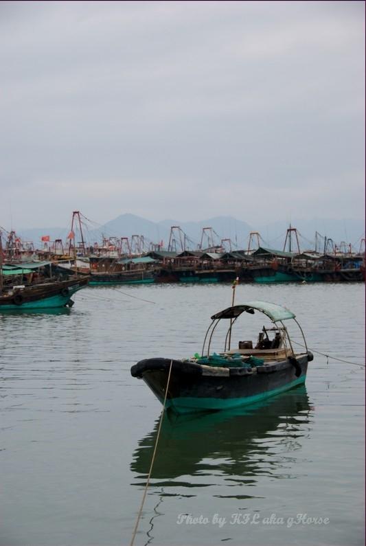 Sanmei Fishing Pier Boat