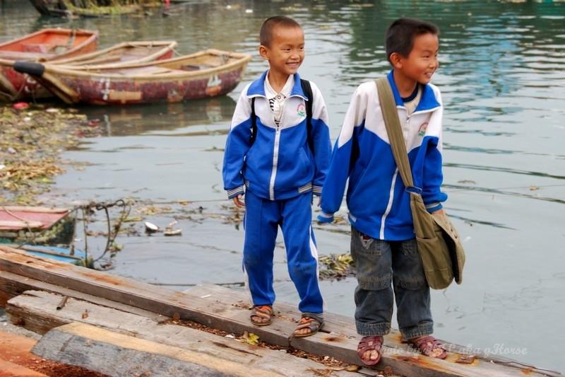 Sanmei Fishing Pier Child