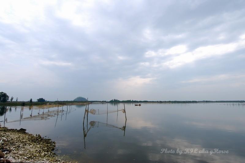 Sanmei Net Reflection