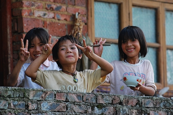 children village xiaodongjiang