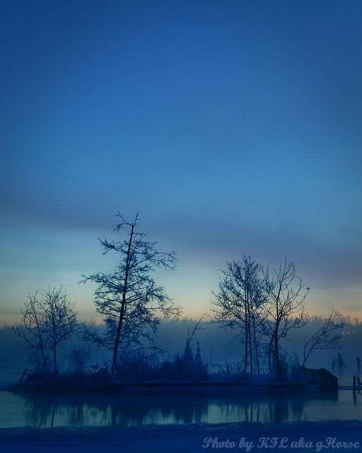 sun rise, nipple river, Jilin, 吉林, 奶头河, mist