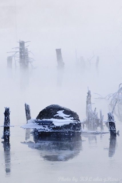 sun rise, nipple river, Jilin, 吉林, 奶头河, mist, ston