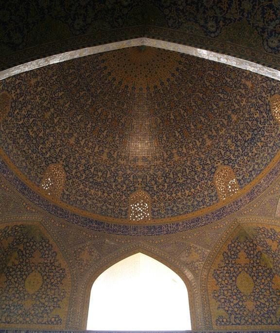 Shah mosque , Isfahan