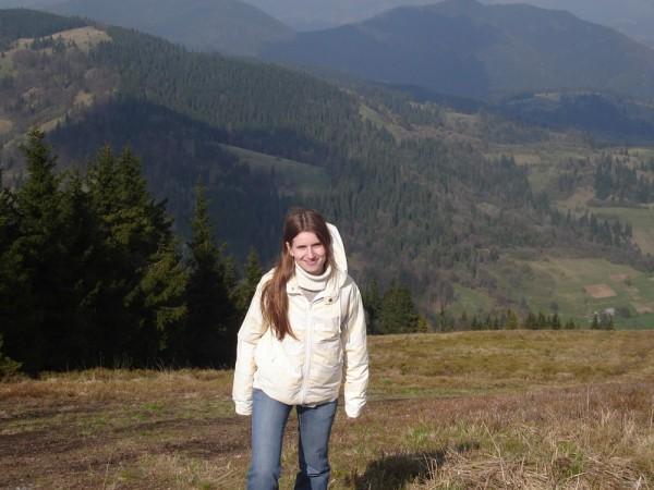 The Carpathians, Ukraine