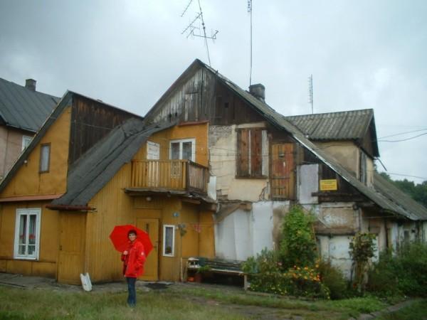 Grubeshuv, Poland