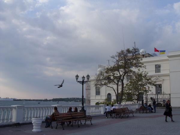 Sevastopol, The Crimea