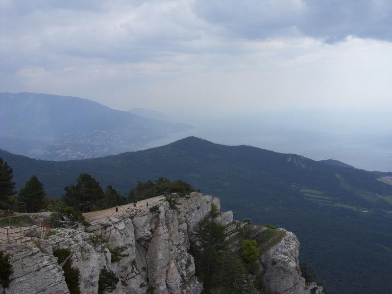 Aj-Petri Mountain, The Crimea