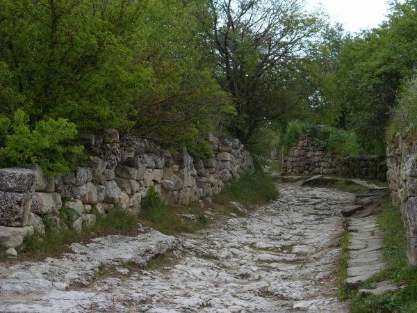Çufut Qale, The Crimea