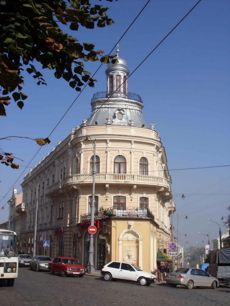 Chernovtsy, Ukraine