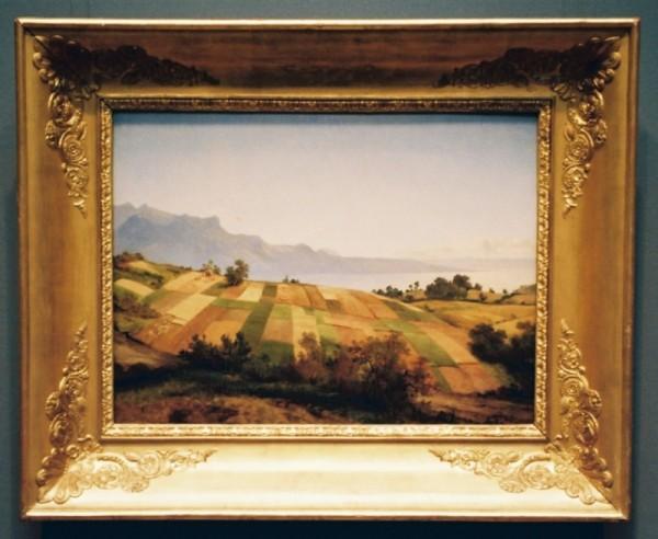 Swiss Landscape, Alexander Calame
