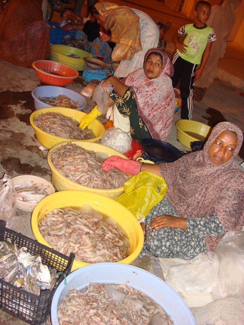 Shrimp Bazar