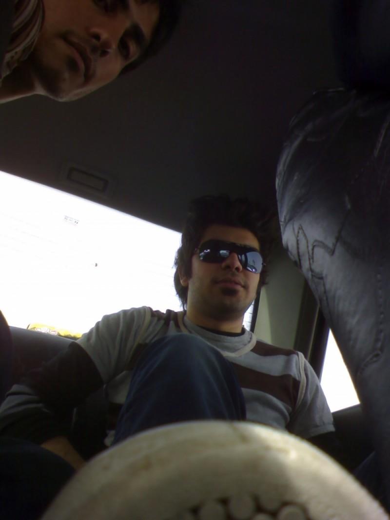 arash,Me @ abadan trip