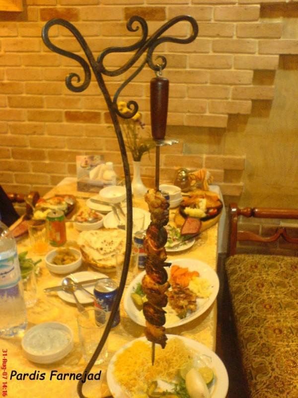 Bakhtiari Kebab!