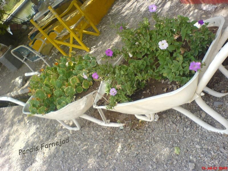 A kind of flowerpot