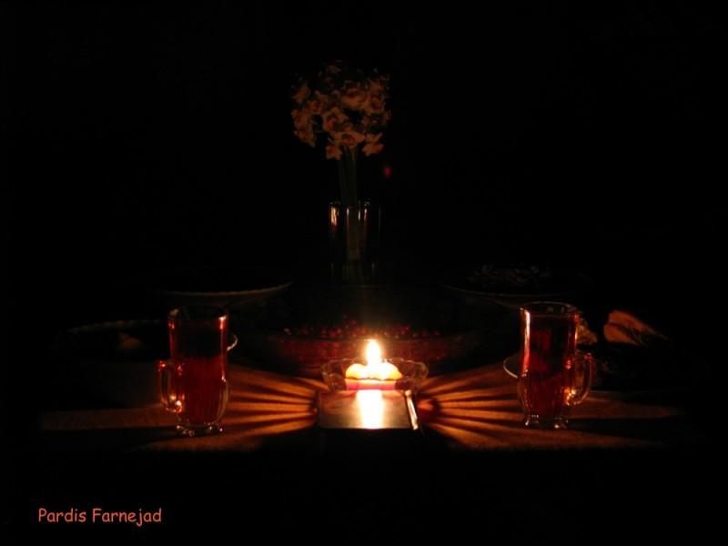 .::Yalda Night Korsi::.