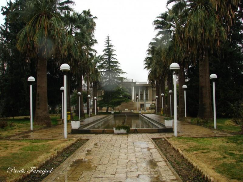 Afifabad Garden