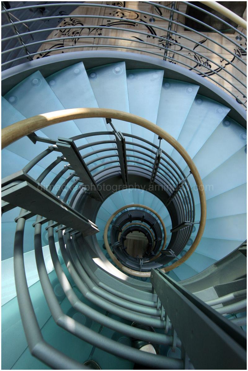 Spiral stairway, Berlin